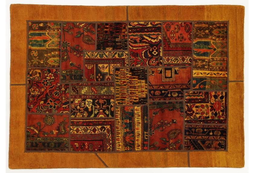 Oriental Collection Patchwork Persia 144 x 205 cm multikolor