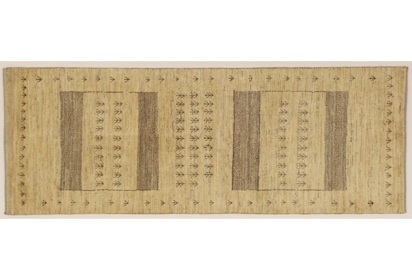 Oriental Collection Gabbeh-Teppich Rissbaft, 80 x 217 cm