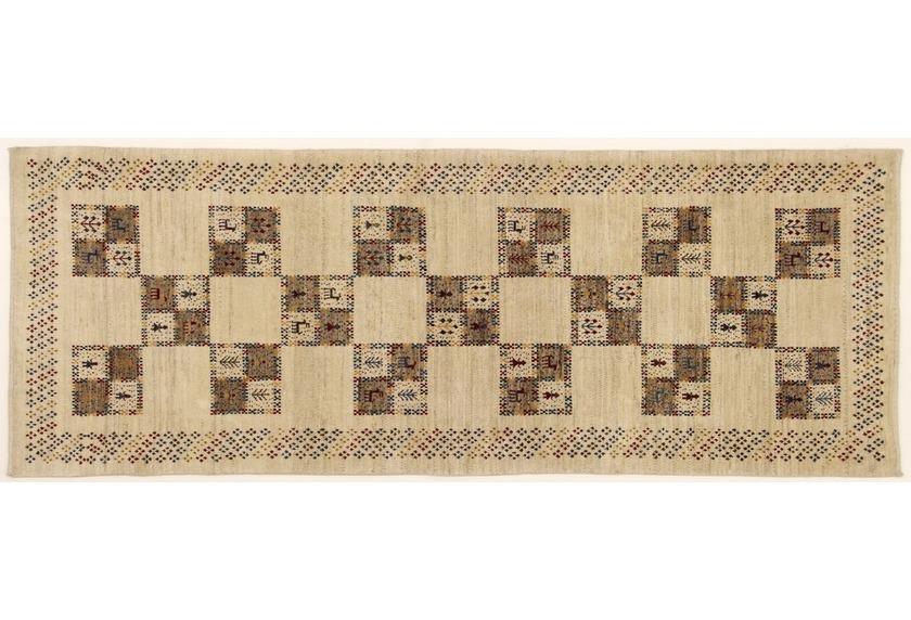 Oriental Collection Gabbeh-Teppich Rissbaft 83 x 220 cm