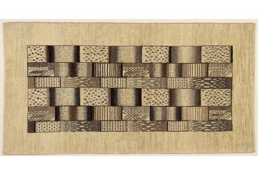 Oriental Collection Gabbeh-Teppich Rissbaft 86 x 164 cm