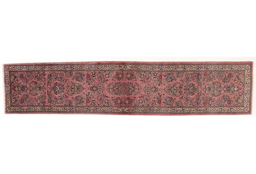 Oriental Collection Sarough Orient Teppich, handgefertigt, 85 x 400 cm