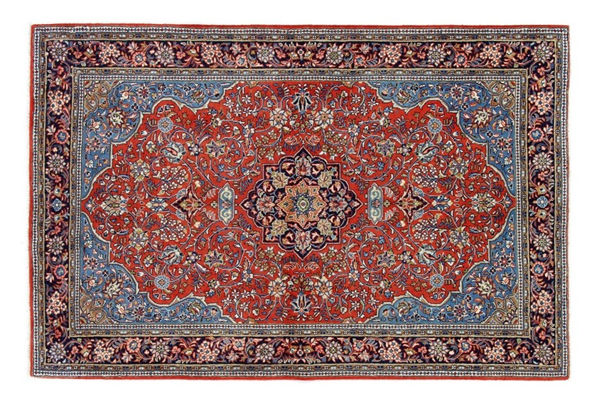 Oriental Collection Sarough Teppich 135 x 205 cm