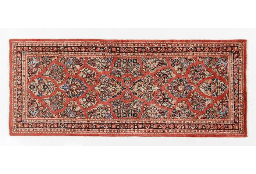 Oriental Collection Sarough Perserteppich 80 x 200 cm