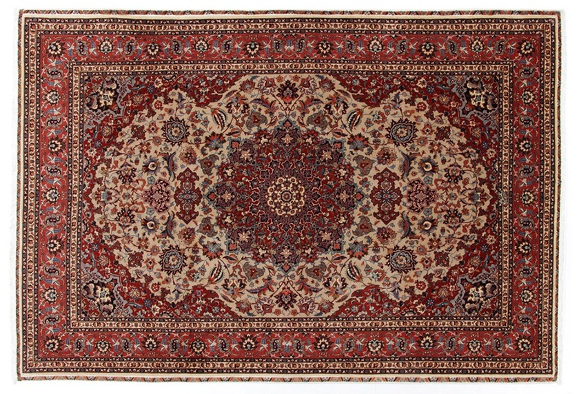 Oriental Collection Täbriz Teppich 60 radj 198 x 300 cm