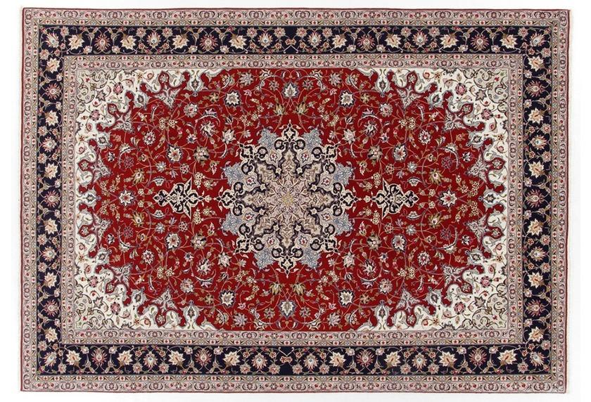 Oriental Collection Täbriz Teppich 50 radj 203 x 300 cm
