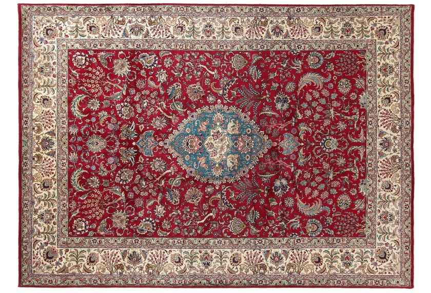 Oriental Collection Täbriz Teppich 50 radj 240 x 345 cm