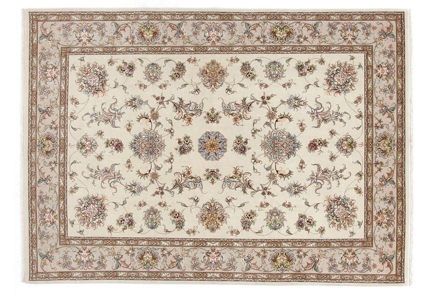 Oriental Collection Tabriz 50radj auf Seide 170 cm x 242 cm