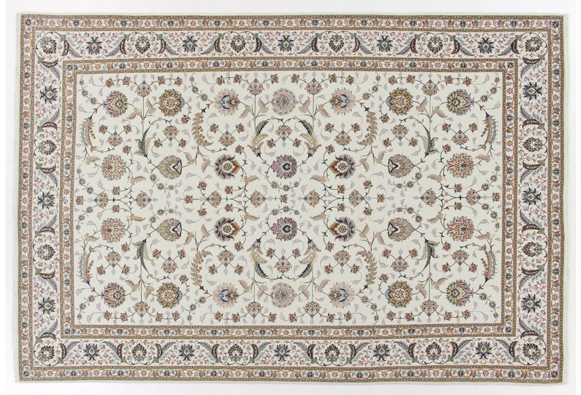 Oriental Collection Tabriz 50radj auf Seide 203 cm x 310 cm