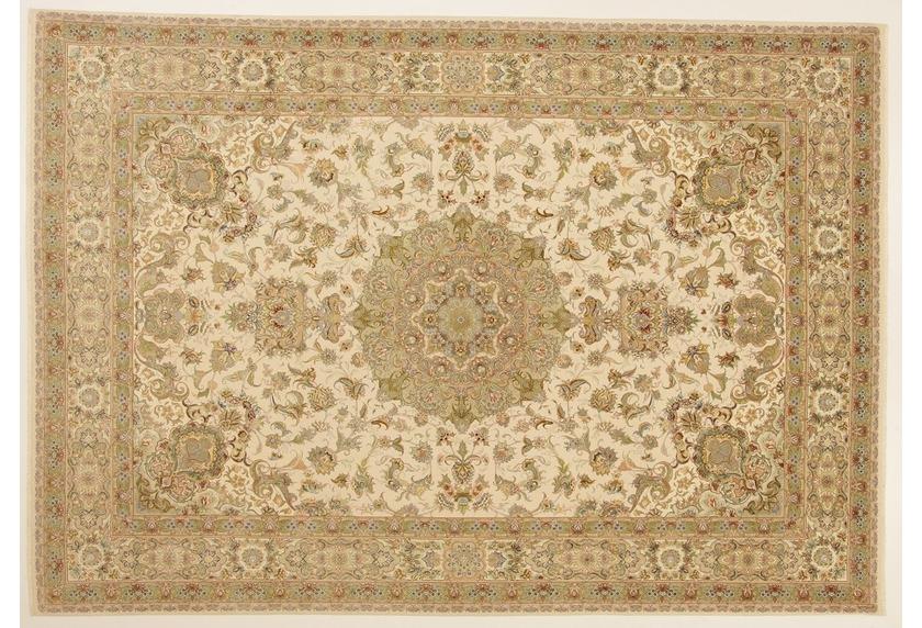 Oriental Collection Täbriz Teppich 70 radj 250 x 357 cm