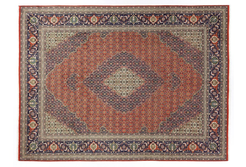 Oriental Collection Tabriz Mahi 40radj 245 cm x 355 cm