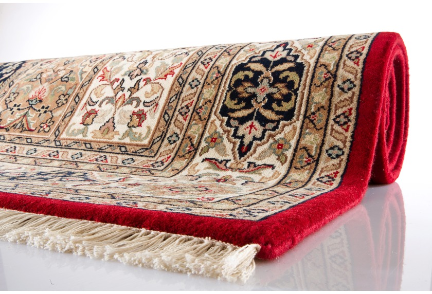 Oriental Collection Teppich Bachtiari rot
