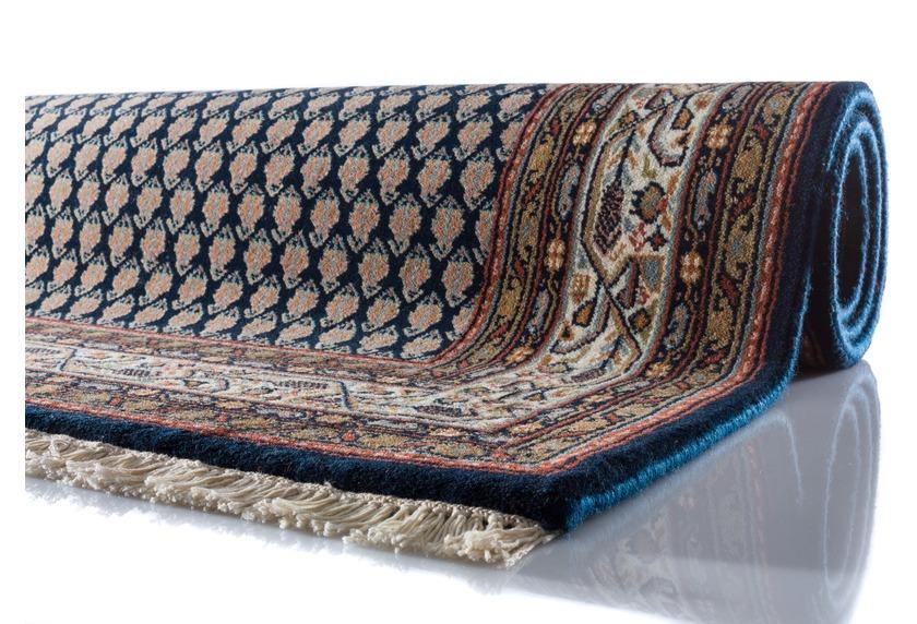 Oriental Collection Mir Teppich Puna dunkelblau