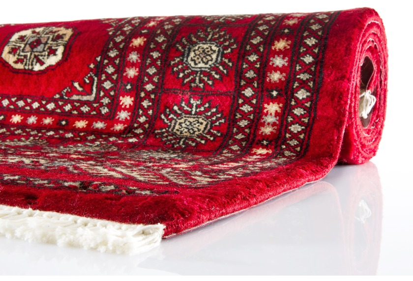 Oriental Collection Teppich Suprem Bouchara rot