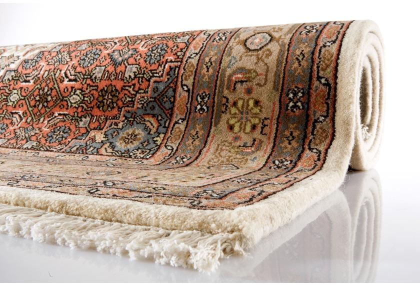 Oriental Collection Teppich Varanasi Bidjar beige