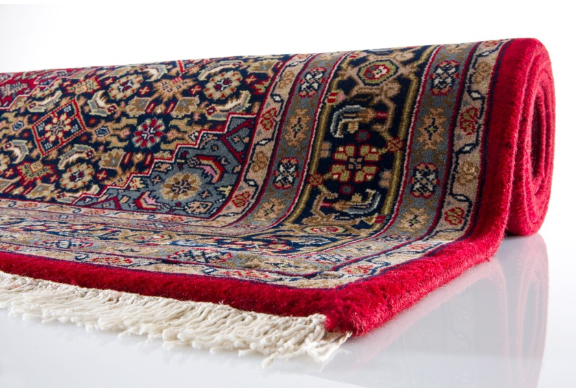Oriental Collection Bidjar Teppich Varanasi rot