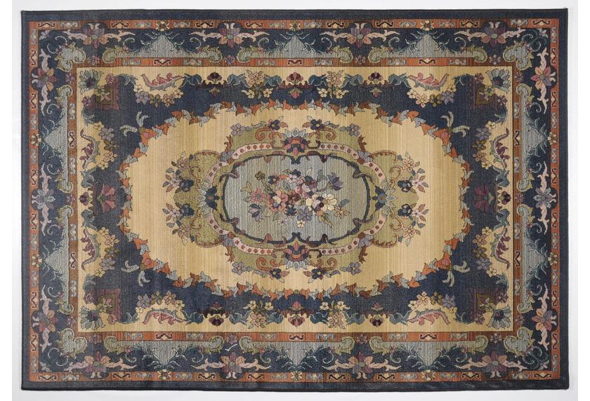 Oriental Collection Orient Teppich, Gabiro, 221, blau