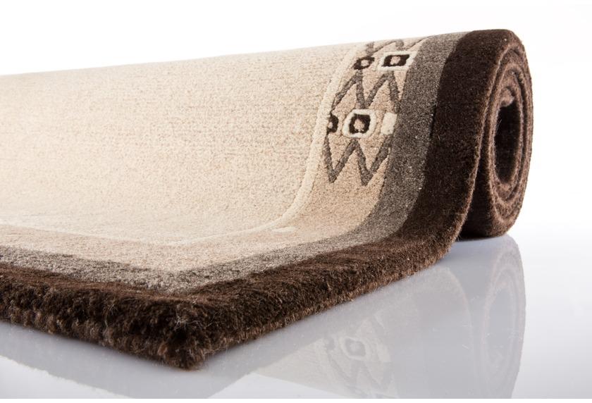 rockstroh nepal teppich sila grau teppich nepalteppich bei tepgo kaufen versandkostenfrei. Black Bedroom Furniture Sets. Home Design Ideas