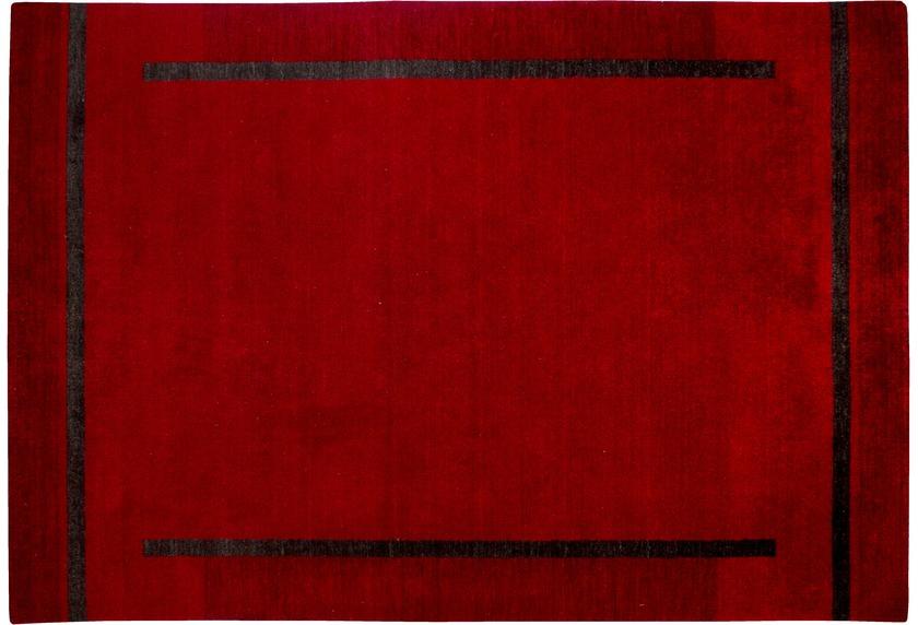 Luxor Living Gabbeh-Teppich Rosario rot
