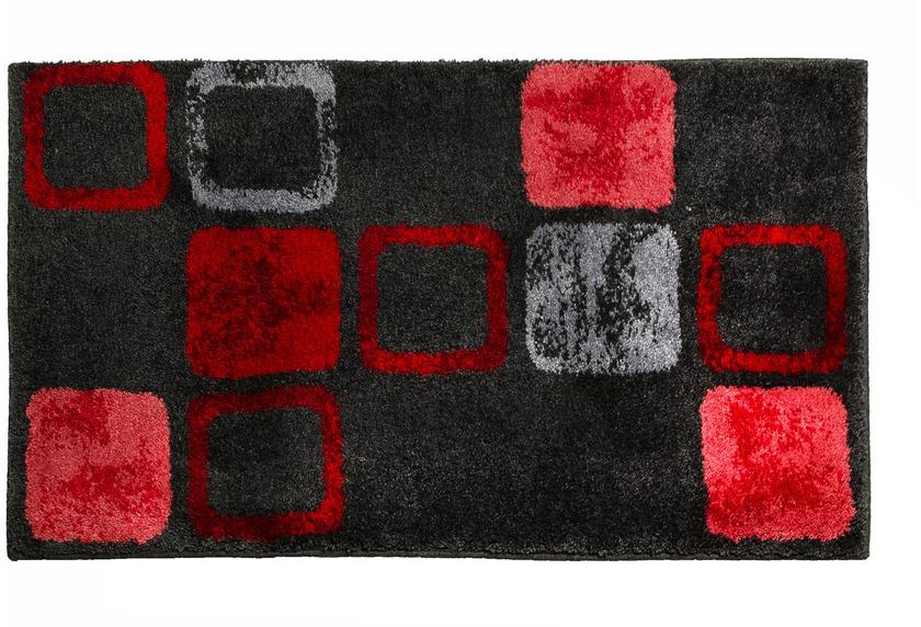 sch ner wohnen badteppich mauritius des 004 col 010 box rot badteppiche bei tepgo kaufen. Black Bedroom Furniture Sets. Home Design Ideas