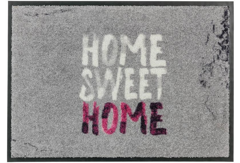 sch ner wohnen fussmatte broadway home sweet home pink fu matten bei tepgo kaufen. Black Bedroom Furniture Sets. Home Design Ideas