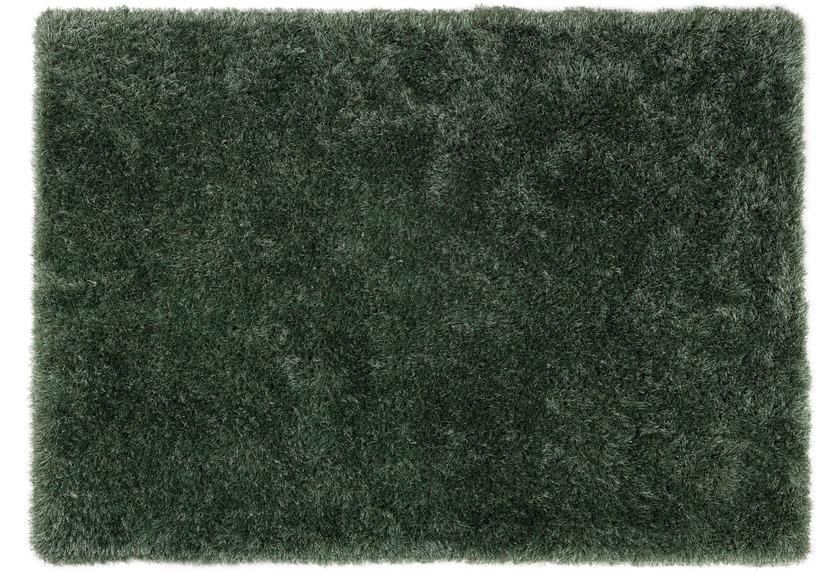 sch ner wohnen hochflor teppich pogo moosgr n teppich hochflor teppich bei tepgo kaufen. Black Bedroom Furniture Sets. Home Design Ideas