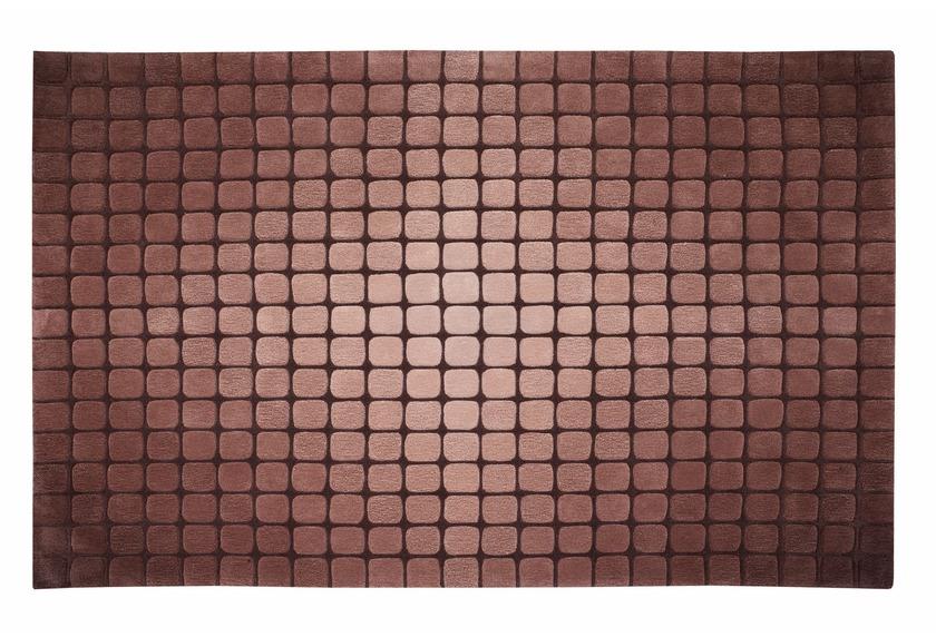sch ner wohnen teppich shadow braun angebote bei tepgo kaufen versandkostenfrei. Black Bedroom Furniture Sets. Home Design Ideas