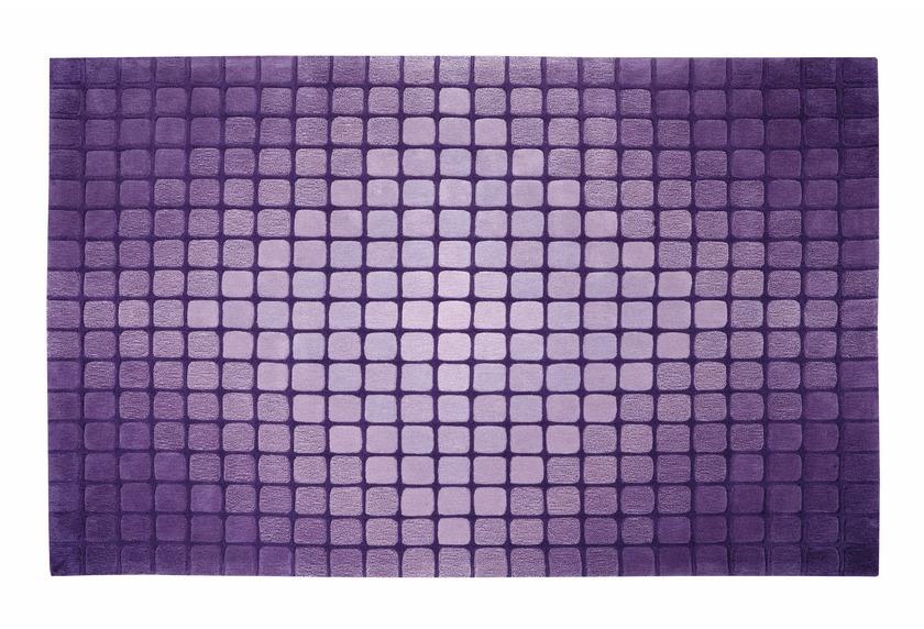 sch ner wohnen teppich shadow violett angebote bei tepgo kaufen versandkostenfrei. Black Bedroom Furniture Sets. Home Design Ideas