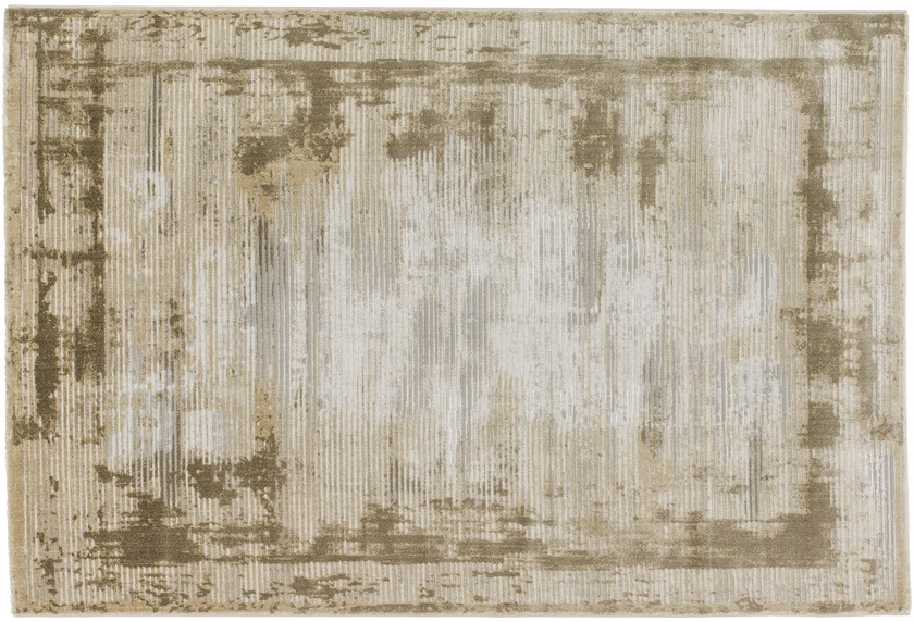 Schöner Wohnen Teppich Brilliance Design 181, Farbe 006 Streifen beige
