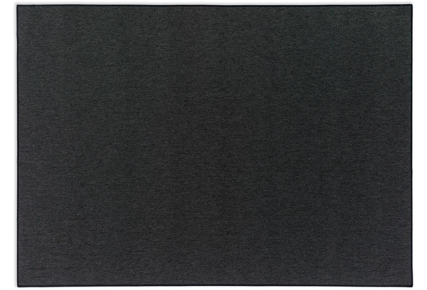 Schöner Wohnen Teppich Galya D. 190 C. 040 anthrazit