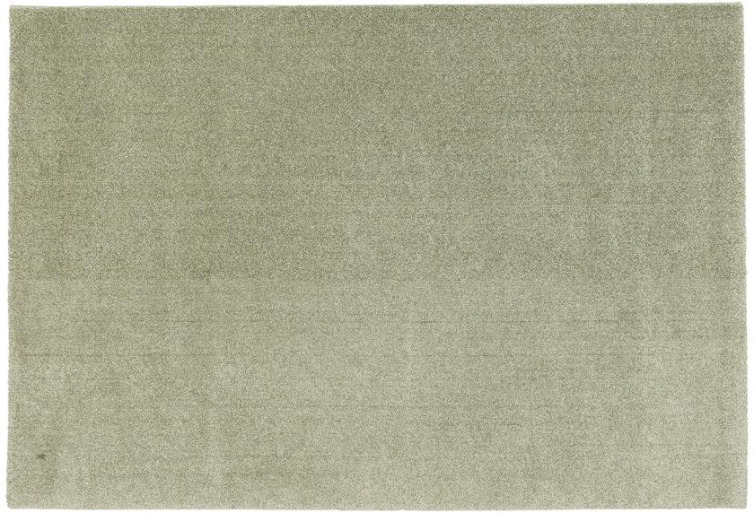 sch ner wohnen teppich melody 160 farbe 030 gr n bei tepgo kaufen versandkostenfrei. Black Bedroom Furniture Sets. Home Design Ideas