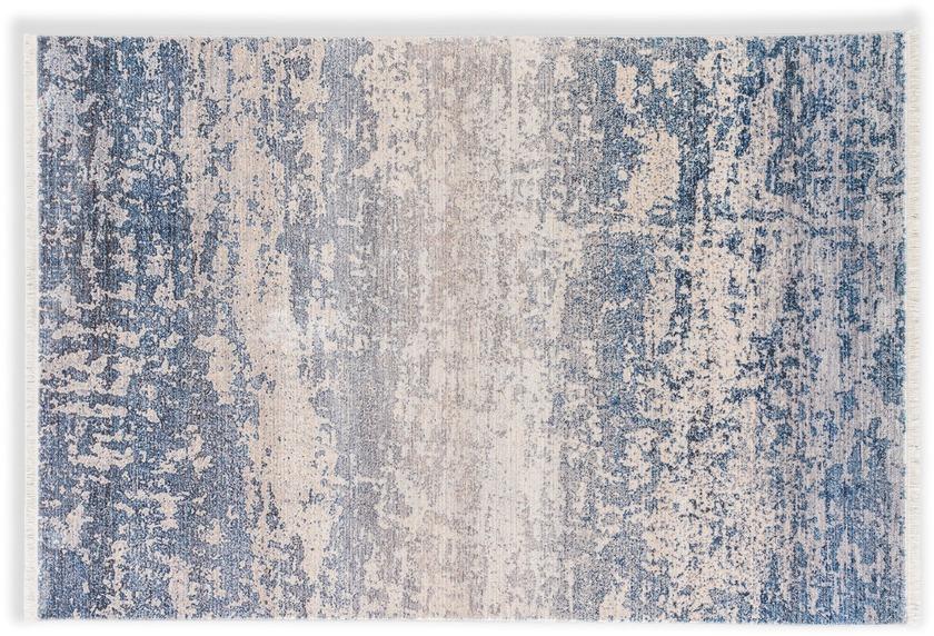 Schöner Wohnen Teppich Mystik D. 191 C. 020 Orient blau