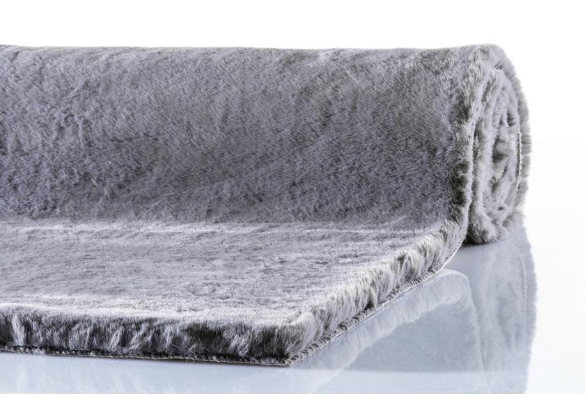 sch ner wohnen teppich tender design 180 farbe 040 grau bei tepgo kaufen versandkostenfrei. Black Bedroom Furniture Sets. Home Design Ideas
