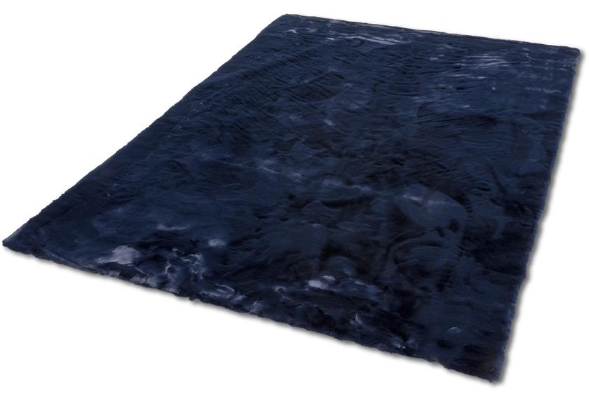 Schöner Wohnen Kollektion Teppich Tender Design 190 Farbe 021 nachtblau