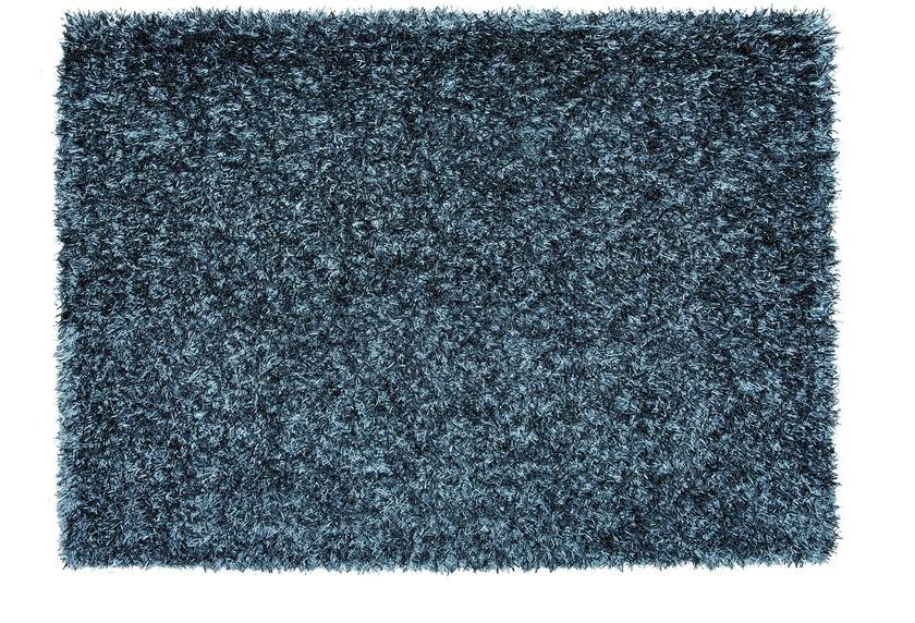 sch ner wohnen teppich twist grau blau teppich hochflor teppich bei tepgo kaufen. Black Bedroom Furniture Sets. Home Design Ideas