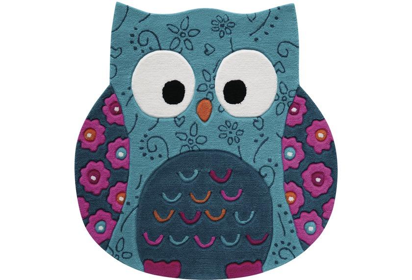 smart kids Kinderteppich Little Owl SM-3659-01