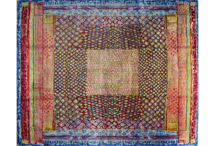 talis teppiche Handknüpfteppich BRAZIL, Design 203