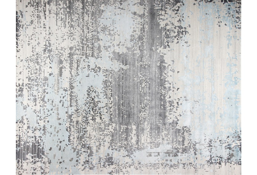 talis teppiche Handknüpfteppich OPAL, Design 3405