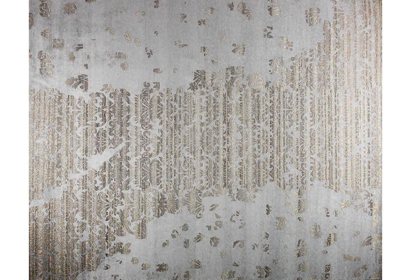 talis teppiche Handknüpfteppich OPAL, Design 6705