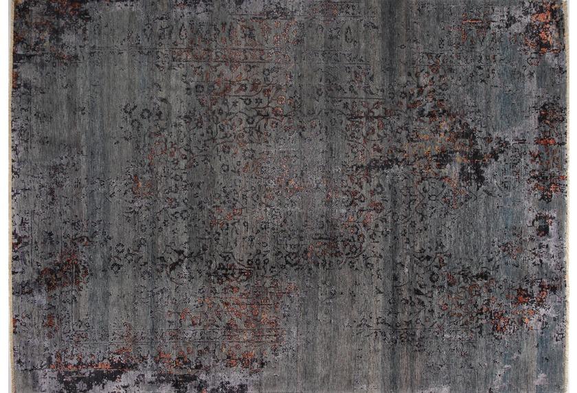 talis teppiche Handknüpfteppich TOPAS DELUXE, Design 4005