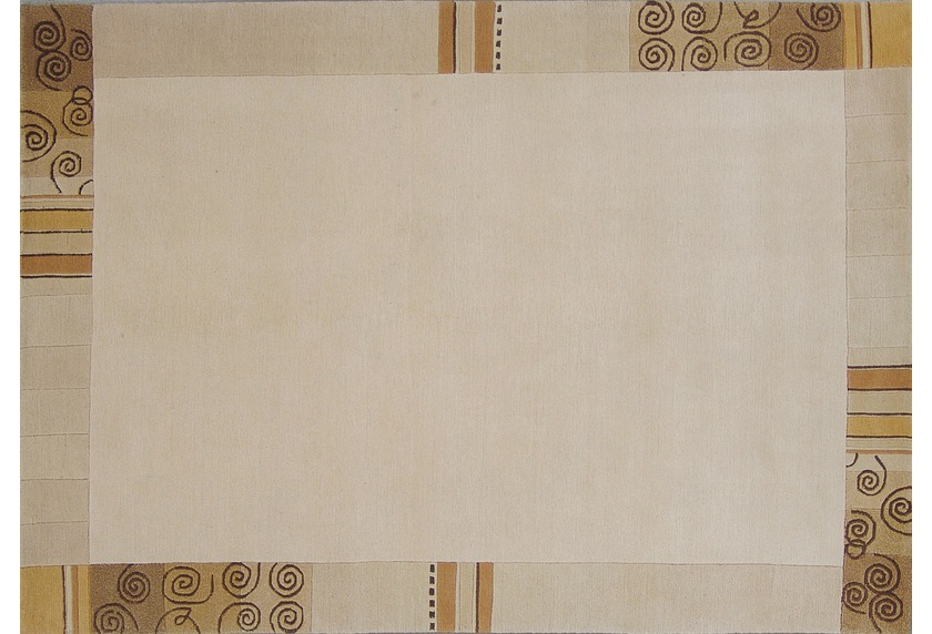 THEKO Nepalteppich Everest TS204 beige