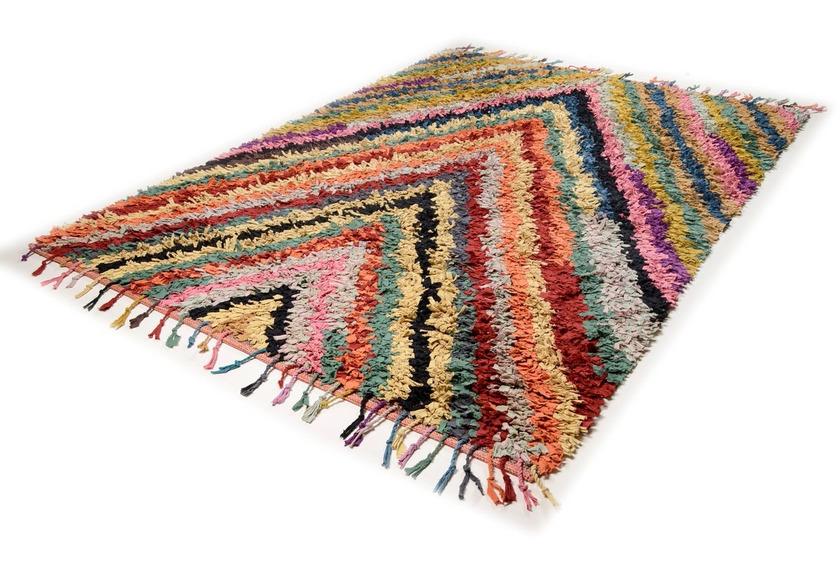 THEKO Handwebteppich Beni Ourain RO-12-1124 multicolor