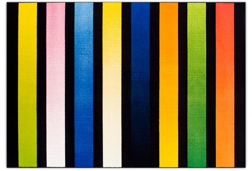 THEKO Happy Color 723 800 multicolor