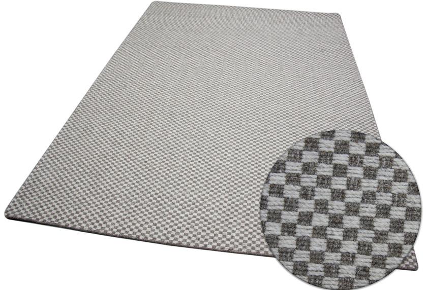 THEKO Nepalteppich Napura FE-6060 550 beige 160 cm x 230 cm