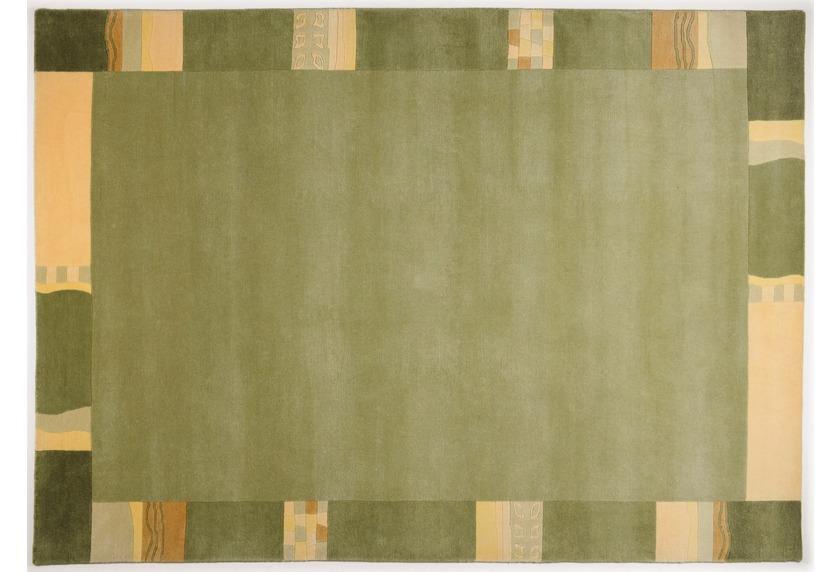 THEKO Nepalteppich - Avanti - grün