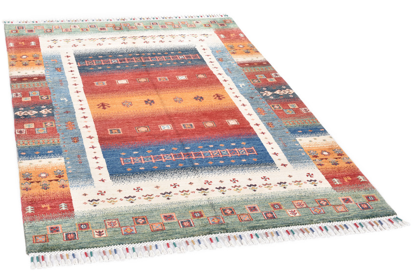 THEKO Orientteppich Kandashah 2525 multicolor 126 x 178 cm