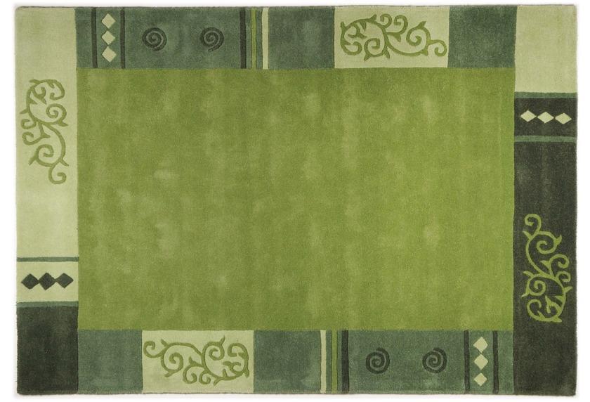 THEKO Teppich Ambadi, 3082, grün