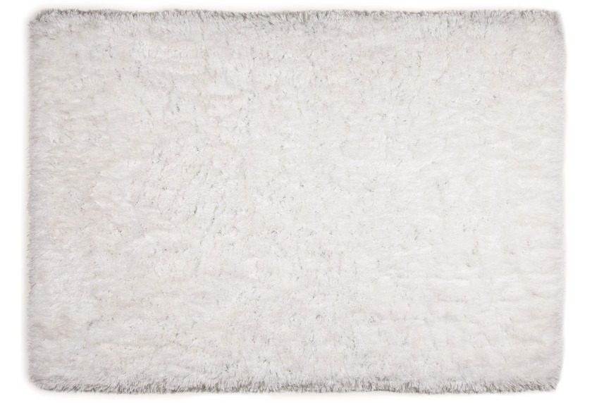 THEKO Teppich Flokato, UNI, white