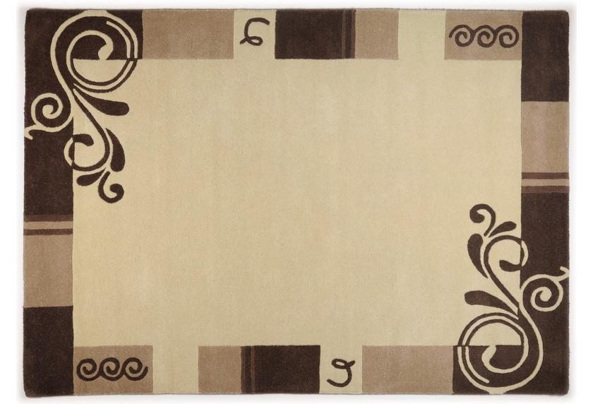 THEKO Teppich Hawai, FE-6188, beige multi