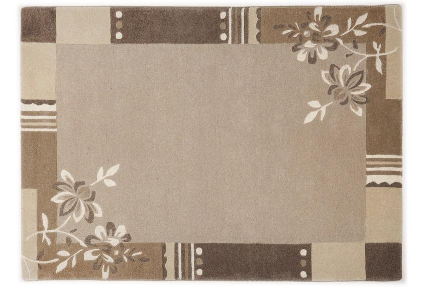THEKO Nepalteppich Napura, FE-6587, natural beige