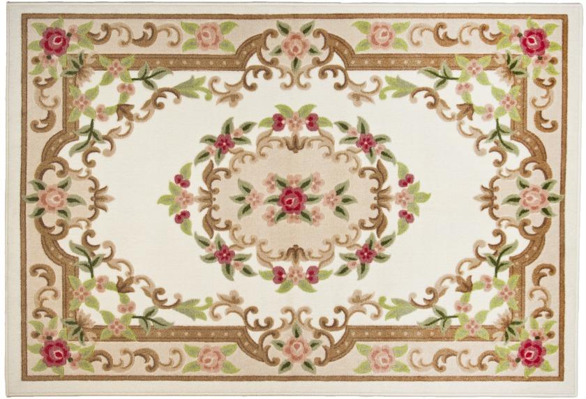 THEKO Teppich Versailles 501 550 beige